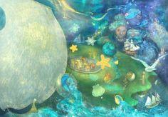 Настоящее волшебство в сказочных иллюстрациях Полины Яковлевой