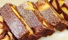 Cel mai bun desert. Ciocolata, gris, mere si caramel | Retete Sweets Recipes, Cookie Recipes, Sweet Like Candy, Food Cakes, Banana Bread, Latte Macchiato, French Toast, Food And Drink, Favorite Recipes