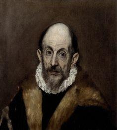 EL-GRECO-AUTORITRATTO-1595-1600