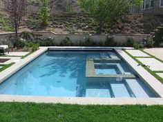 POOL FINISHES — grey plaster