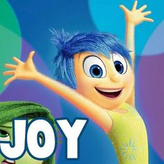 how to draw joy from inside out step by step - Google Search