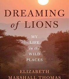 Dreaming Of Lions: My Life In The Wild Places PDF