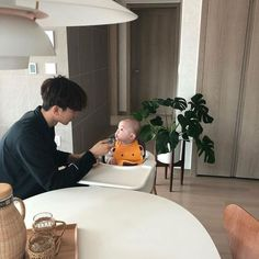 43 Trendy baby boy and daddy ulzzang Cute Asian Babies, Korean Babies, Asian Kids, Cute Korean Boys, Cute Babies, Father And Baby, Dad Baby, Baby Boy, Cute Family