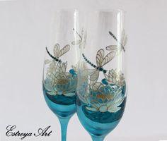 Toasting Flutes Champagne Glasses Toasting Glasses