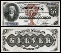 1899 Five Dollar Bill Indian Chief Note Silver Certificate