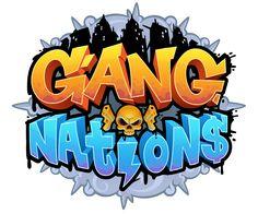 Gang Nations UI Design on Behance