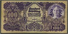 1927 Hundert Schilling