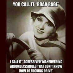 Dumb Ass Drivers 72