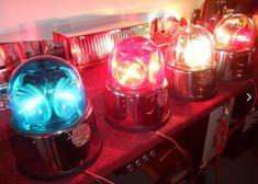 Vintage Lighting, Bar Lighting, Lights And Sirens, Old Police Cars, Emergency Lighting, Evening Sandals, Firefighting, Sprinkler, Ambulance