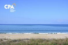 Sea front large plot of land for sale in Acharavi-Almyros North Corfu-CPA 3639 From: www.cpacorfu.com/en/properties/3639 Corfu Island, Corfu Greece, Land For Sale, Sea, Water, Outdoor, Water Water, Outdoors, Ocean