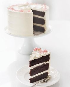 Wintermint Cake from BAKED in Brooklyn