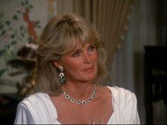Linda Evans as Krystle Carrington