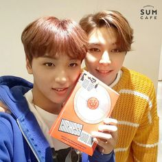 Haechan and johnny