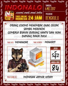 Kode Kuat 6D Togel Wap Online Indonalo Bengkulu 6 Mei 2017