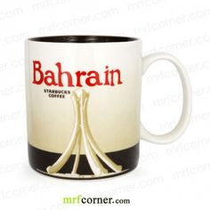 SM059 16oz Starbucks Bahrain Global Icon Series City Mug