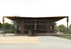 2013; Schoolhouse, Port; competition project