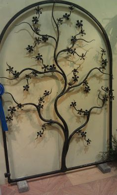Burnett Forge Gate at NWFGS 2012 (www.burnettforge.com)