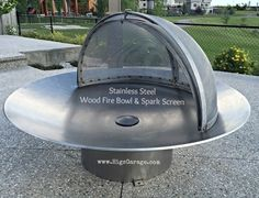 1000 Images About Custom Fire Pit Spark Screens On