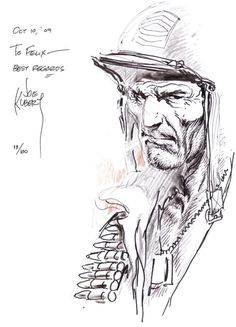 Joe Kubert Never Dies Comic Book Artists, Comic Artist, Comic Books Art, War Comics, Marvel Comics, Joe Kubert, Comic Book Panels, Western Comics, Classic Comics