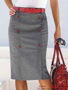 Шьем юбки на любой вкус! 44 варианта моделирования!!!! Часть 1.