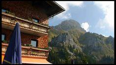 Von Haller am Haldensee nach Nesselwängle, Aufstieg zurm Gimpelhaus, weiter zur Tannheimer Hütte und Aufstieg zur Roten Flüh 2111m, Abstieg zur Tannheimer Hü...