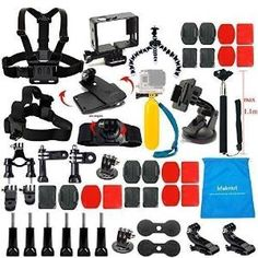 1.Top 10 Best GoPro Accessories Kits Reviews in 2016