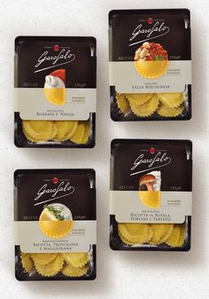 Garofalo Pasta Ripiena on Behance