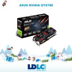 Grand jeu de Noël LDLC ! Vous avez voté pour : ASUS Nvidia GeForce GTX780 http://www.ldlc.com/fiche/PB00150190.html