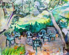 Leanne Grimes, Trinidadacrylic on Female Painters, Succulents Garden, Canvas, Artwork, Painting, Art Work, Work Of Art, Auguste Rodin Artwork, Paint