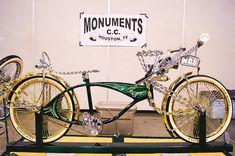 Custom Lowrider Bicycle Custom lowrider bike 29th