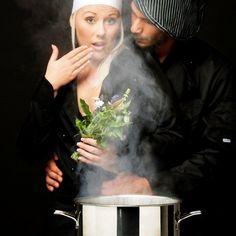 gemeinsam sinnlich kochen