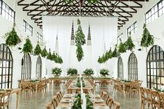 Bordeaux Game Farm was the perfect backdrop for Dehan and Roelandi's celebration of love, plus their predominantly green colour palette has me weak in the knees. Reception Layout, Reception Ideas, Floral Chandelier, Green Colour Palette, Greenhouse Wedding, Hanging Flowers, Flower Decorations, Hanging Decorations, Wedding Vendors