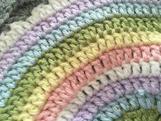 Emily Z's #Crochet Mandala and Crochet Heals Story