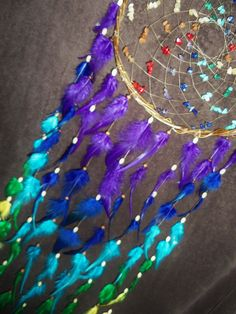 HUGE Dream Catcher Chakra Love White Willow Dream by MoonMotions, $111.11
