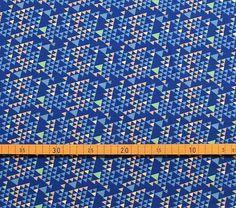 Wunderschöner Bio-Jersey (GOTS-zertifiziert) mit kleinen Dreiecken in lachs und Blautönen. Den passenden Jersey Tiger gibt es hier im Shop.  für Pullover, Strickjacken, Mützen, Shirts und Kleider..  Nach einem Design von Pamela Hiltl/enemenemeins für lillestoff.  Ab 0,5 Meter Stoffbreite: 1,50m  Ab 0,5 Meter Größere Mengen werden natürlich in einem Stück verschickt..  Bei Mehrkäufen werden die günstigsten Versandkosten bestimmt.  Für Deutschland: Das maximale Porto beträgt 4,90€.  Für da...