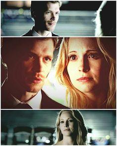 Klaus and Caroline Klaroline ♥
