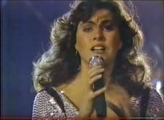"""Laura 1983, TV-show """"Solid Gold"""""""