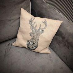 #dsd35 #decor #design #подушка #олененок #олень #вологда #handmade #sleeping…