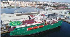 El flotel de Navantia para Pemex realiza su primer viaje por aguas internacionales – Galicia Ártabra Digital
