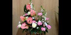Fleuriste Deuil et obsèques - Composition personnalisée