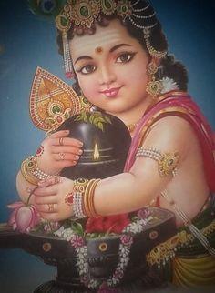 Goddess Parvati who married Lord Shiva on the day and also Lord Muruga married his consort Devasena on the very same day Lord Murugan Wallpapers, Saraswati Goddess, Lord Ganesha Paintings, Lord Shiva Hd Wallpaper, Lakshmi Images, Lord Shiva Family, Indiana, Lord Krishna, Krishna Gif