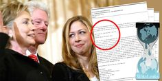 WikiLeaks: Chelsea Clinton caught stealing from Clinton Foundation
