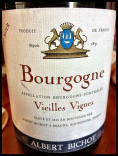 El Alma del Vino.: Maison Albert Bichot Bourgogne Vieilles Vignes 2007.