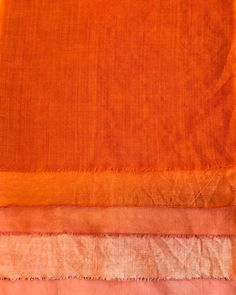 Wool, silk, cotton, linnen dyed with madder roots...