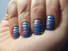 a new take on stripes