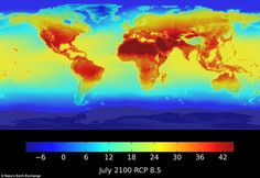 First Five Months Of 2015 Were The Hottest Ever Recorded | IFLScience