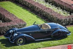 1938 Alfa Romeo 8C 2900 Touring Spyder. Maintenance/restoration of old/vintage vehicles: the material for new cogs/casters/gears/pads could be cast polyamide which I (Cast polyamide) can produce. My contact: tatjana.alic@windowslive.com