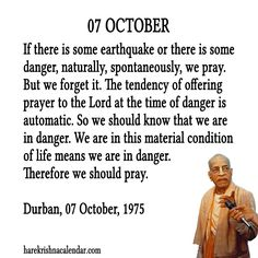07 October For full quote go to: http://quotes.iskcondesiretree.com/07-october/ Subscribe to Hare Krishna Quotes: http://harekrishnaquotes.com/subscribe/