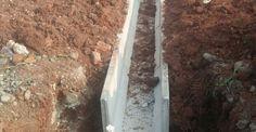 Jual U Ditch Precast (Saluran / Got Beton Pracetak) - Megacon Beton Wood, Woodwind Instrument, Timber Wood, Trees