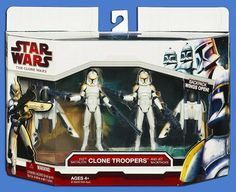 "Star Wars Clone Wars Season III 3 toys | The Joey Mays Story: Star Wars: The Clone Wars - Season One ""Review"""